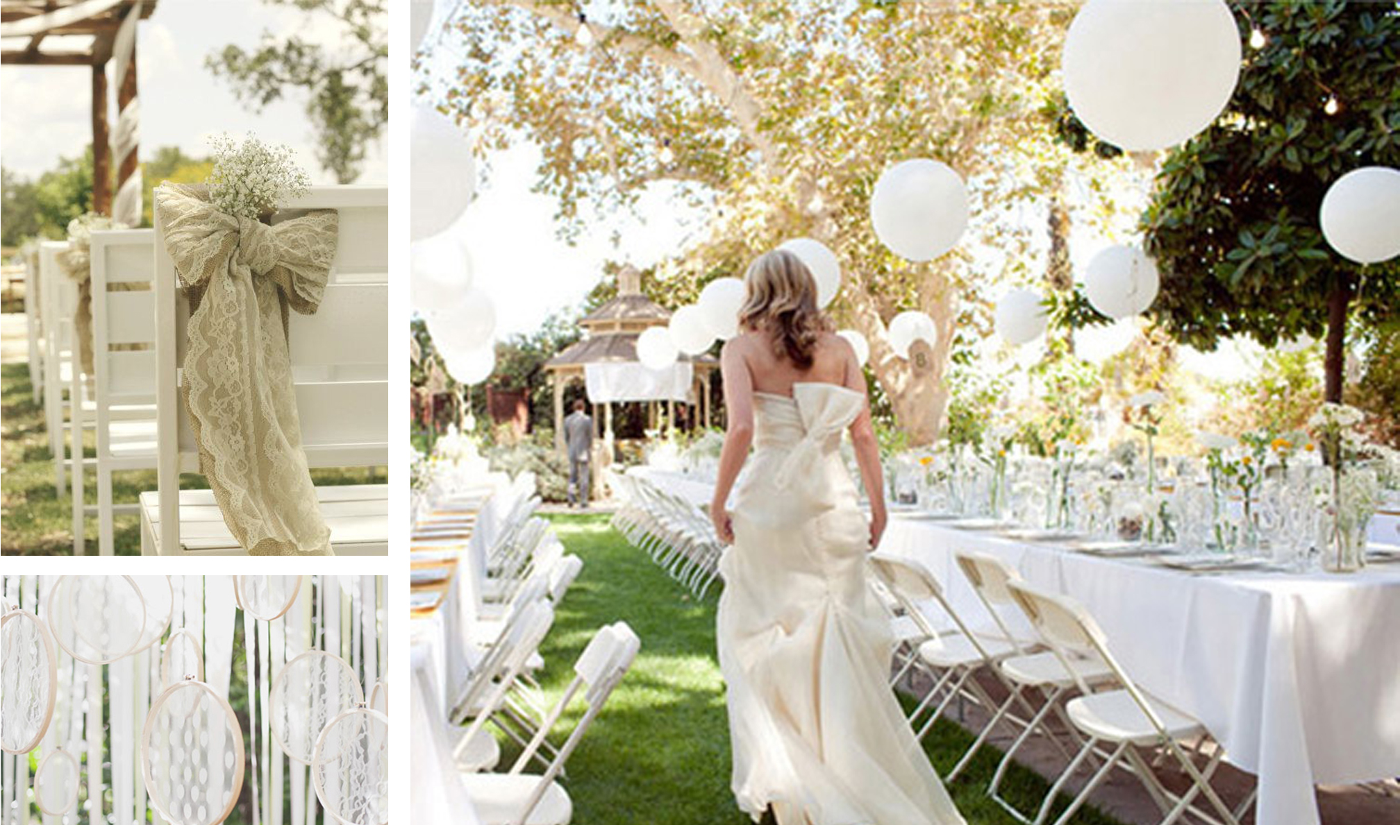 Bodas con encanto mon wedding for Boda vintage